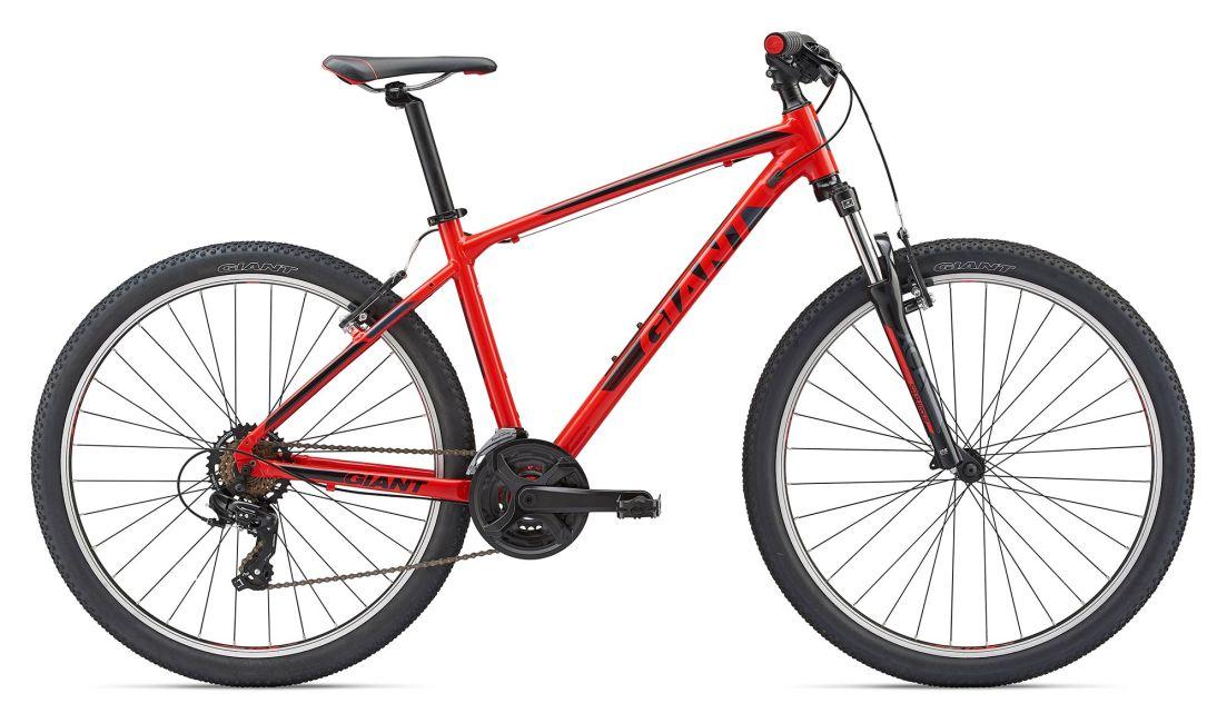 Велосипед Giant ATX 3 27.5 2019 17\