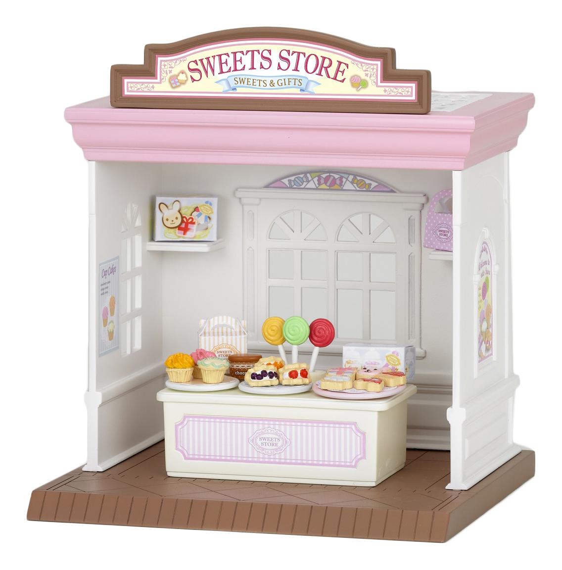 Купить Игровой набор sylvanian families «магазин конфет», Игровые наборы