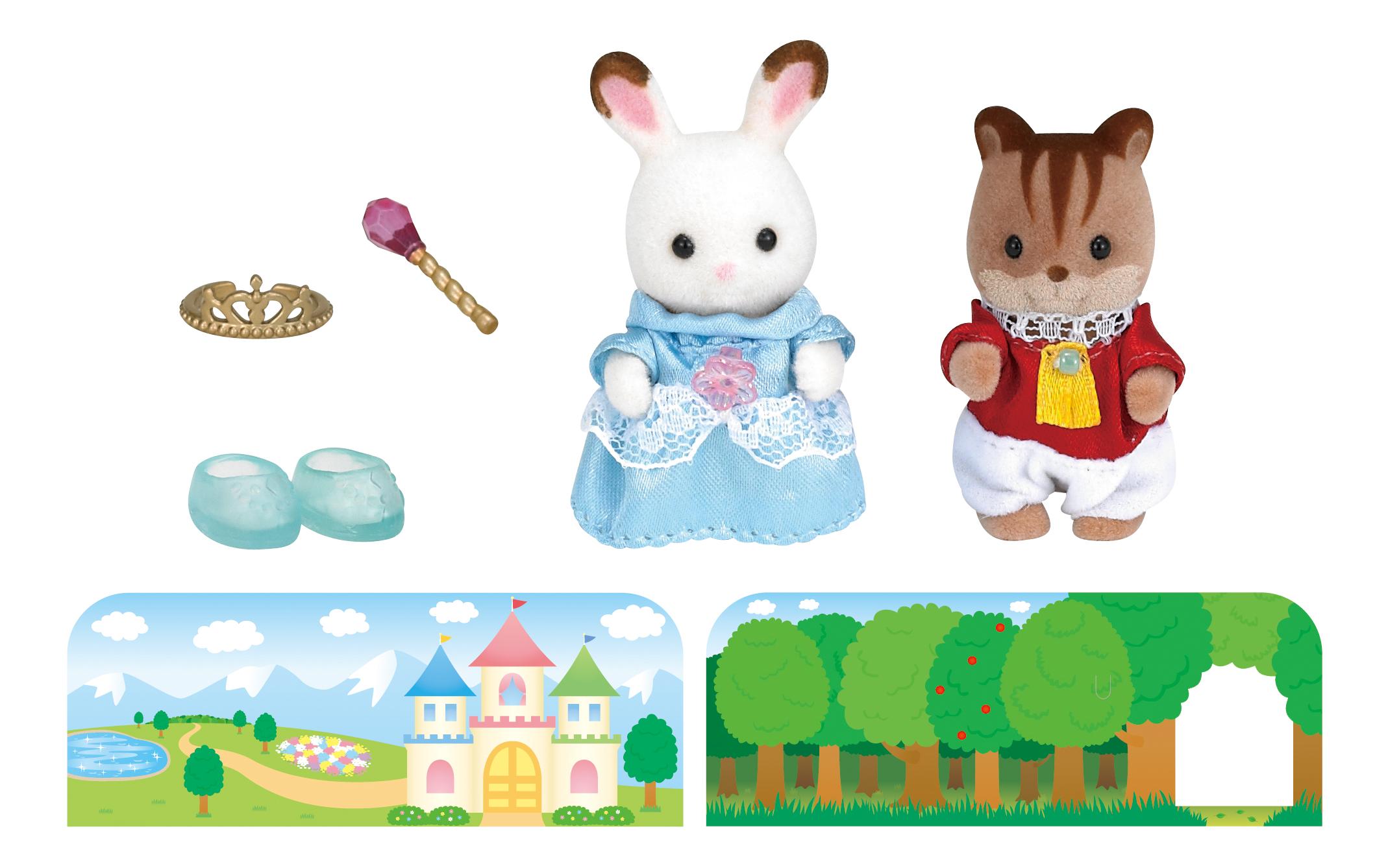 Купить Игровой набор sylvanian families спектакль в детском саду, Игровые наборы