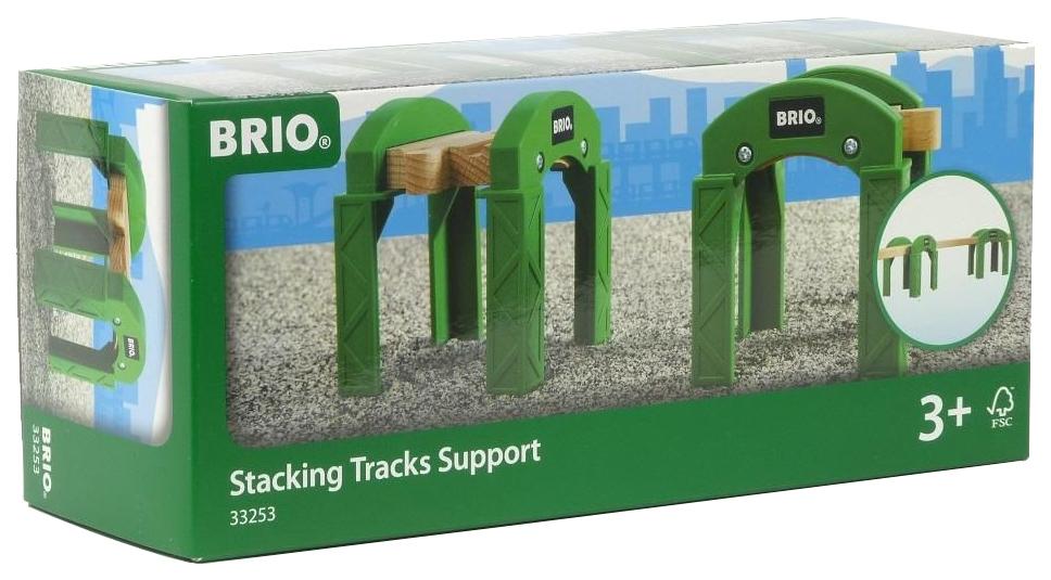 Купить Опорные арки для мостов железной дороги Brio 33253, Детские железные дороги