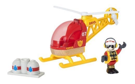 Купить Вертолет Brio Спасательный 33797,