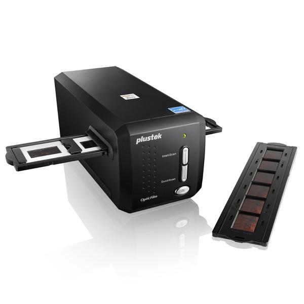 Сканер Plustek OpticFilm 8200i SE Черный