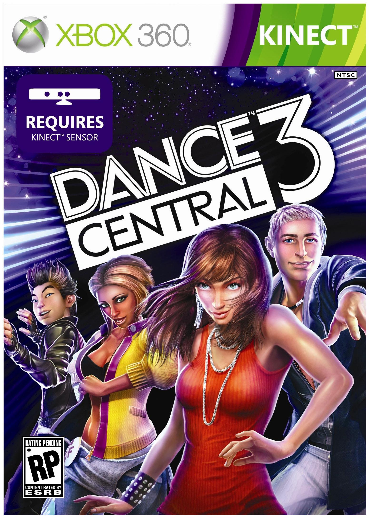Игра Dance Central 3 для Xbox 360