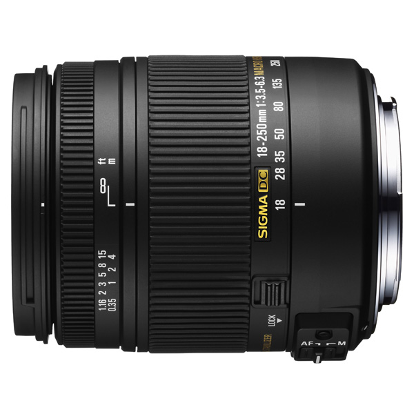 Объектив SIGMA AF 18 250mm f/3.5