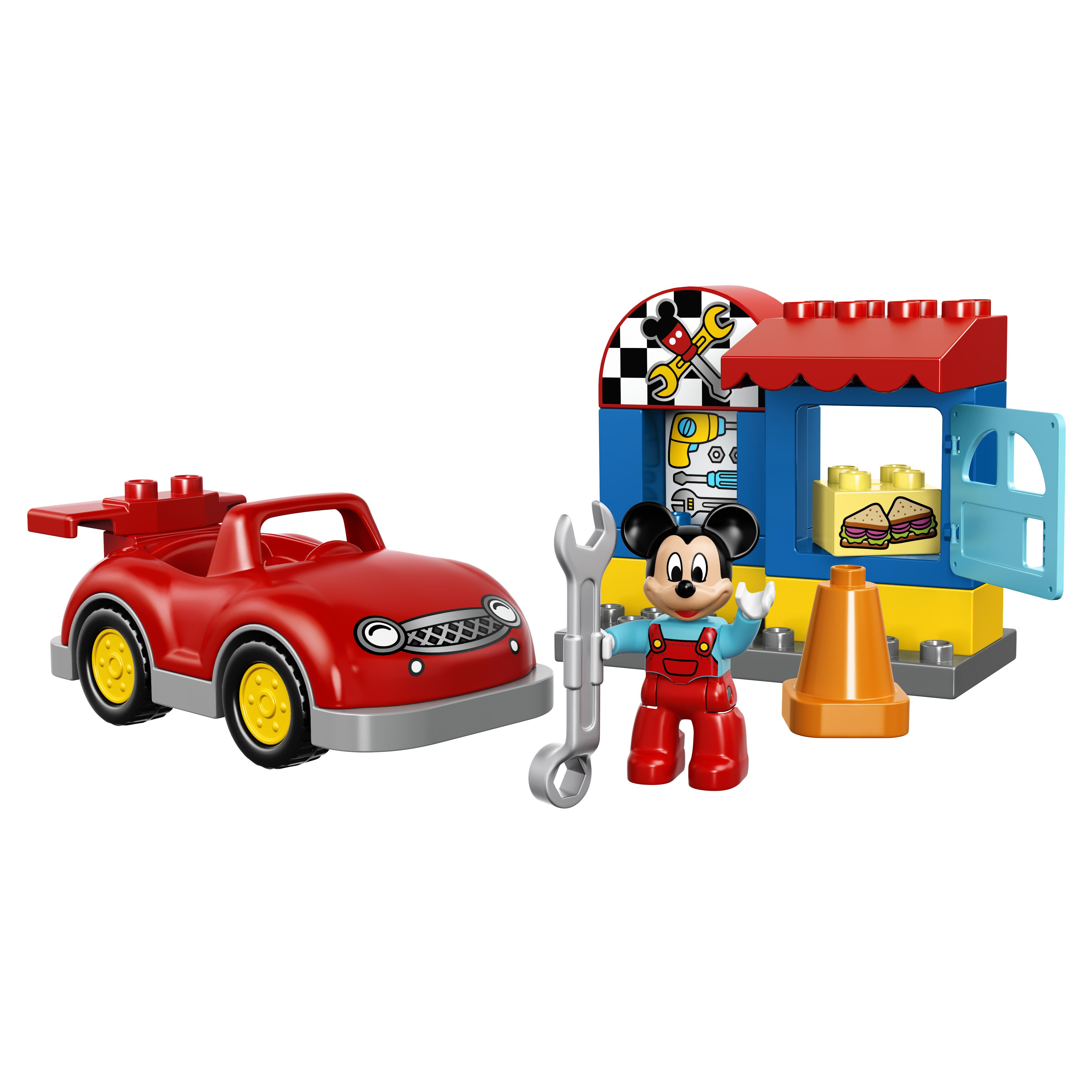 Конструктор LEGO Duplo Disney Мастерская Микки (10829)