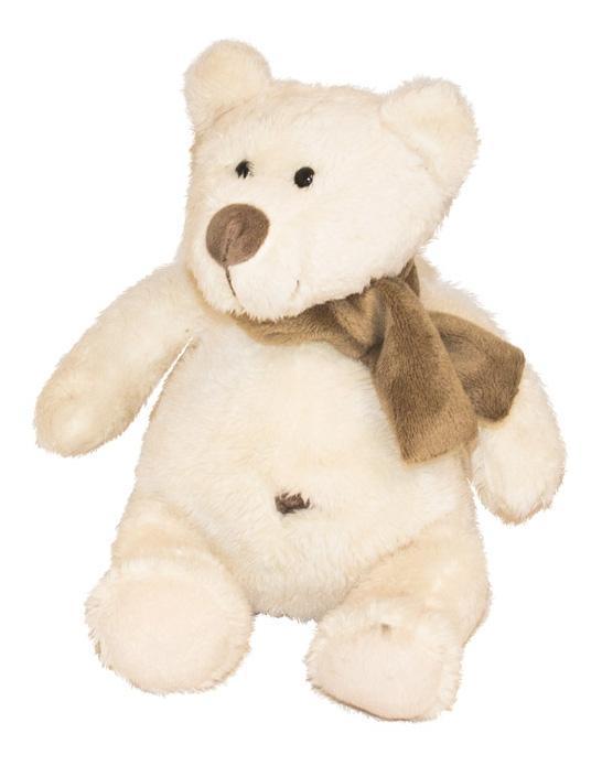 Купить Мягкая игрушка Button Blue Мишка Руслан, 17 см, Мягкие игрушки животные