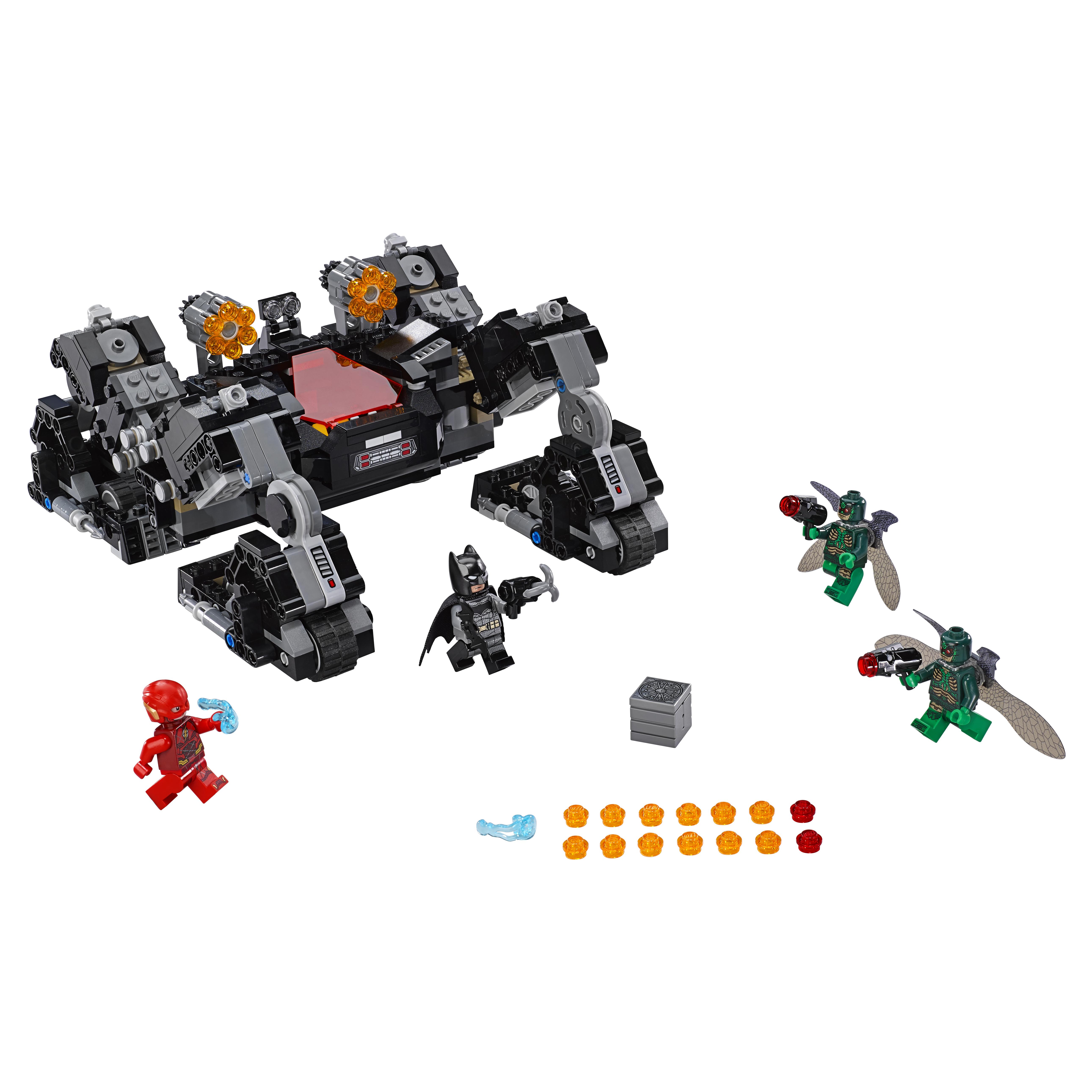 Конструктор LEGO Super Heroes Сражение в туннеле (76086) фото
