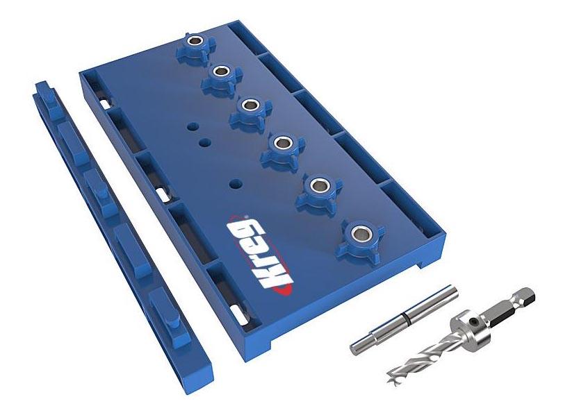 Кондуктор для сверления для дрелей, шуруповертов KREG