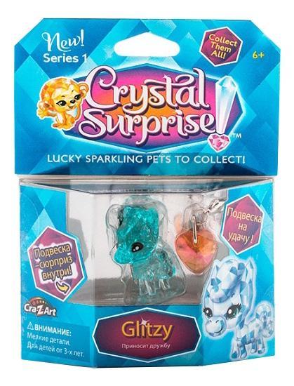 Купить Пони, Crystal surprise 45705 кристал сюрприз фигурка пони + подвески, Игровые фигурки