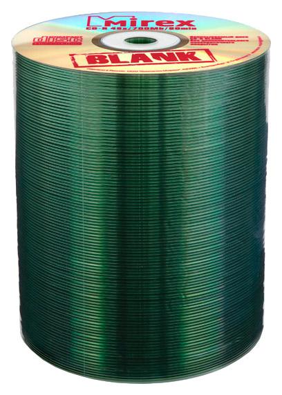 Диски MIREX 200833 Голубой, золотистый, красный