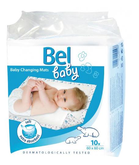 Пеленки для детей Hartmann Bel Baby Changing Mats