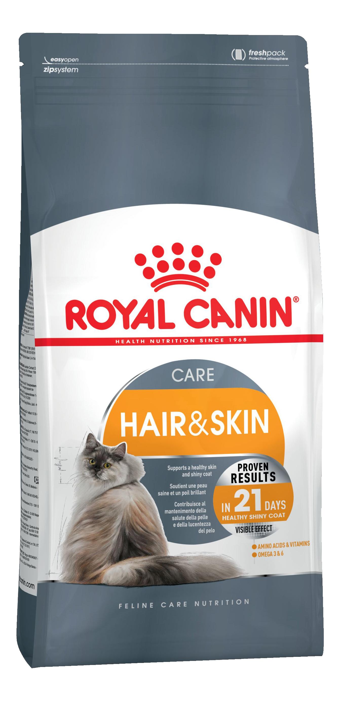 ROYAL CANIN HAIR #AND# SKIN CARE