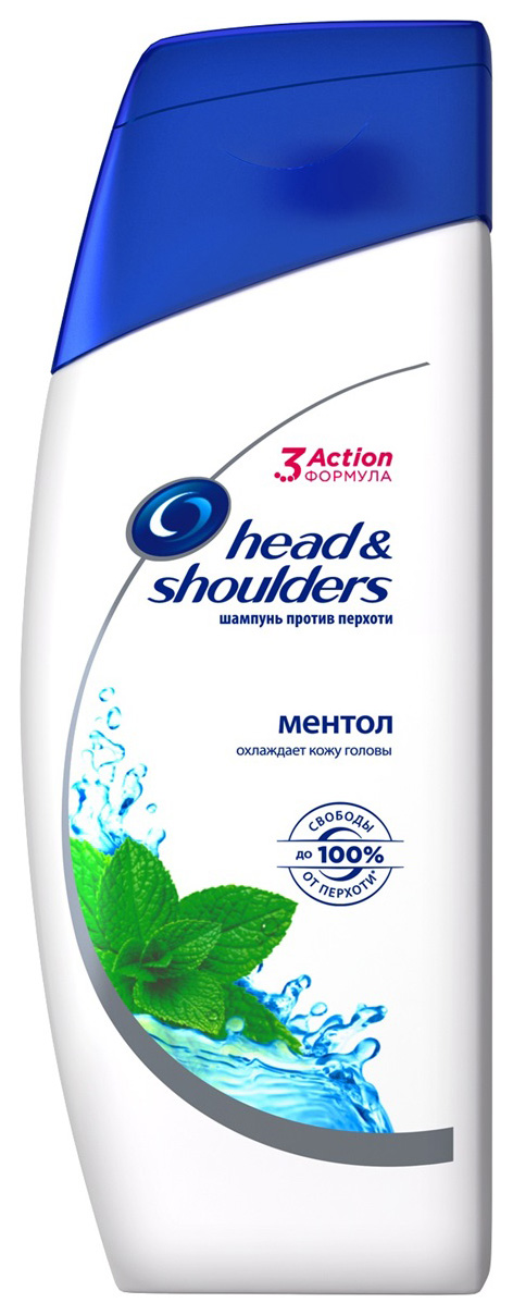 Шампунь Head & Shoulders Против перхоти Ментол 90 мл фото