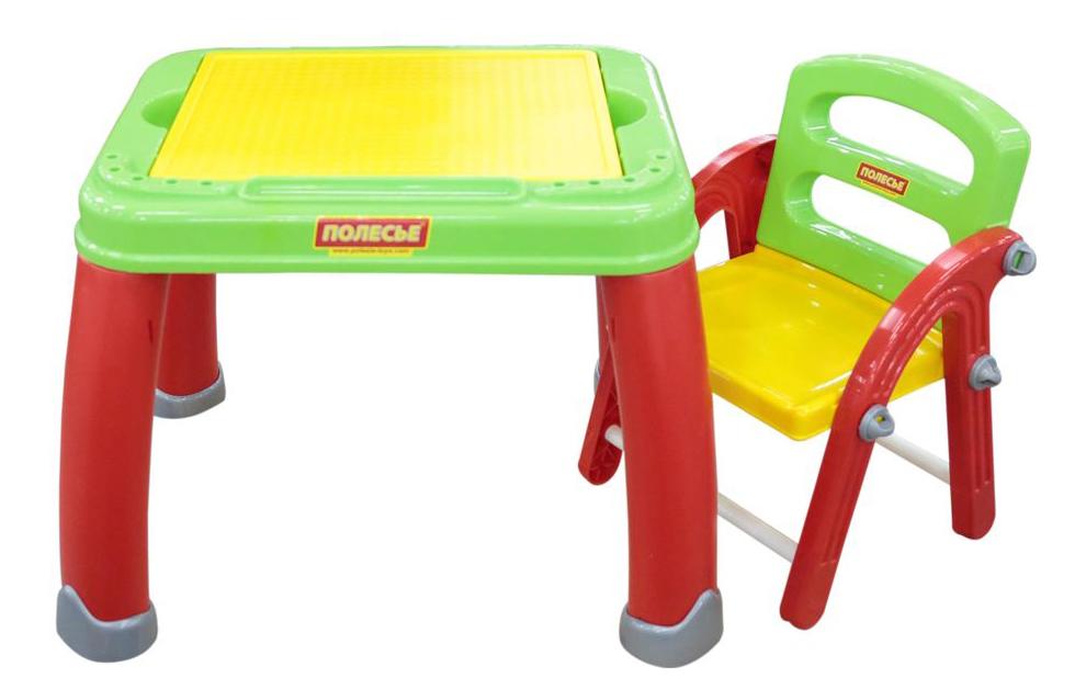 Комплект детской мебели Полесье Набор дошкольника №2 фото