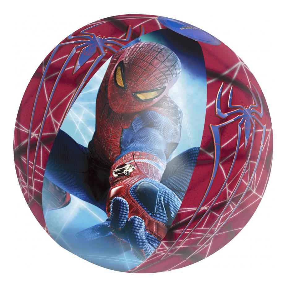 Мячик надувной Bestway Spider Man