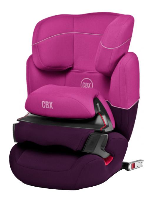 Автокресло CYBEX Aura-Fix группа 1/2/3, Purple Rain