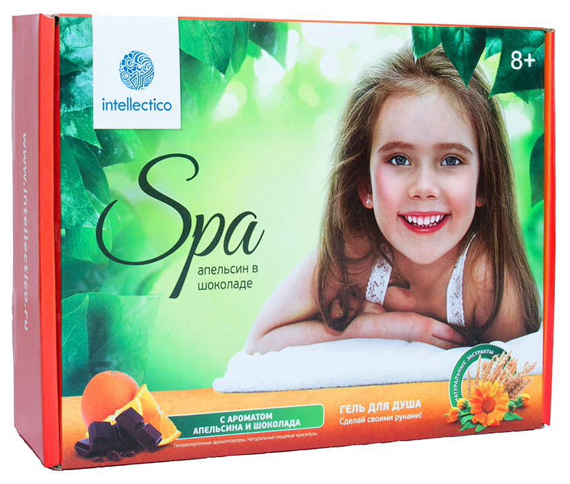 Купить Игровой набор Intellectico Апельсин в шоколаде, Наборы для опытов