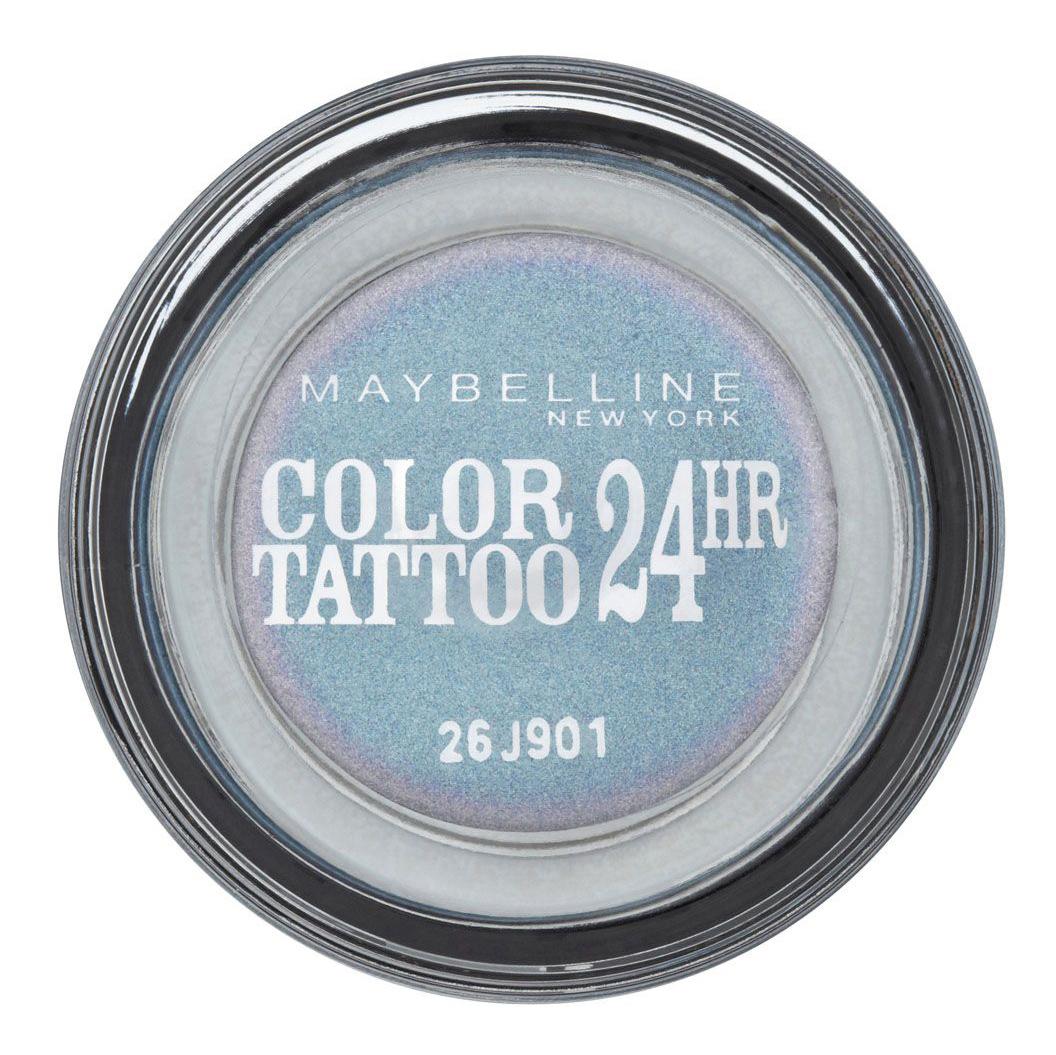 Тени для век Maybelline New York Color Tattoo Загадочный сиреневый