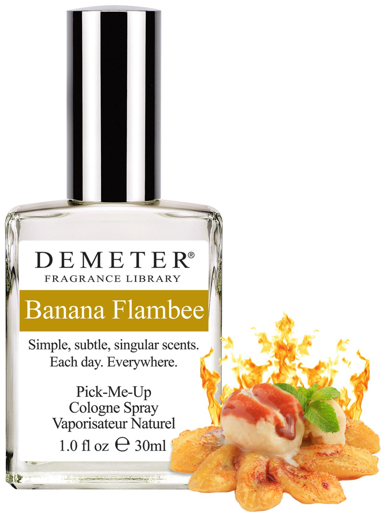 Купить Духи Demeter Fragrance Library Банановое фламбе (Banana Flambee) 30 мл, банановое фламбе (Banana Flambee)