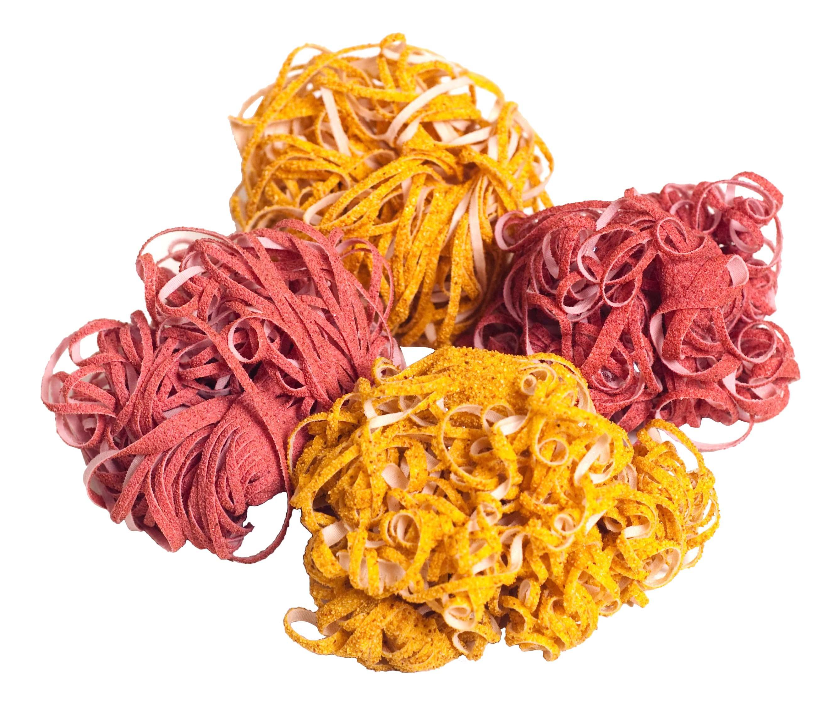 Губка spaghetti (2 шт,) мягкая