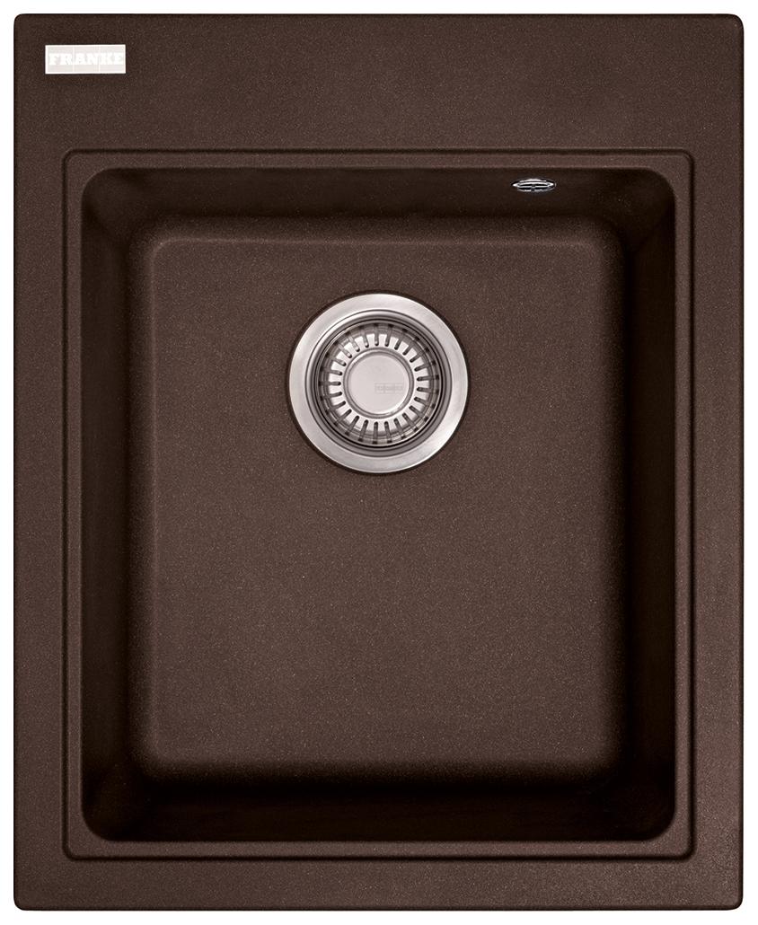 Мойка для кухни гранитная Franke MRG 610-42 1140198954 шоколад