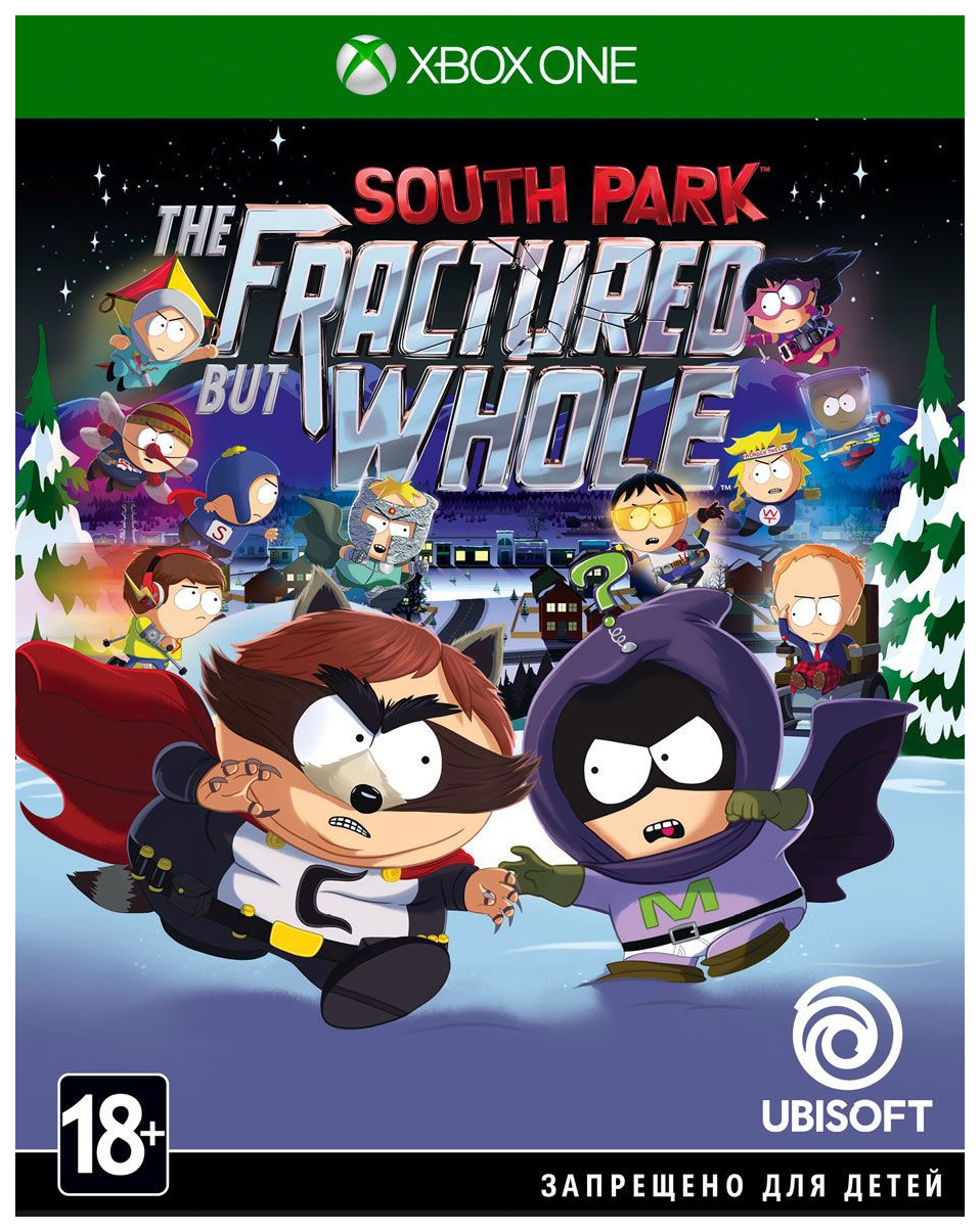 Игра South Park: The Fractured But Whole для Xbox One фото