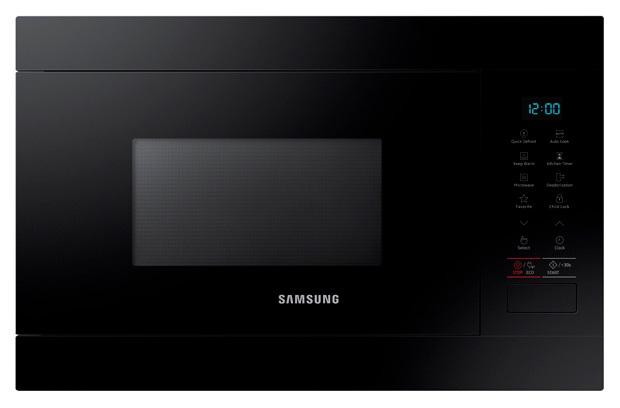 Встраиваемая микроволновая печь Samsung MS22M8054AK/BW