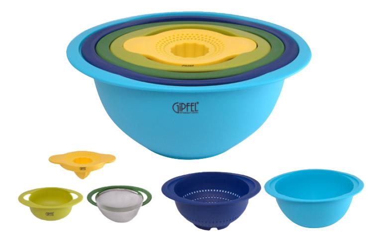 Набор кухонных принадлежностей GIPFEL 5 пр.