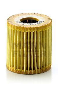 Фильтрующий элемент масляного фильтра MANN-FILTER HU68X