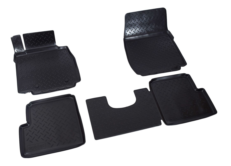 Комплект ковриков Norplast для Mercedes-Benz (NPL-Po-56-60)