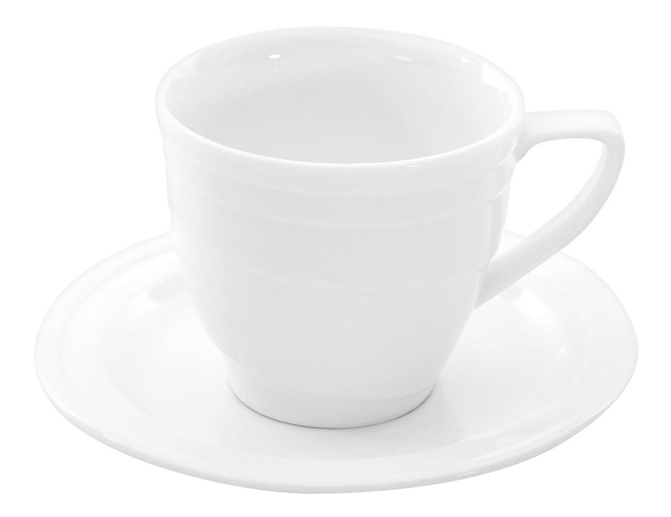 Чашка BergHOFF Hotel с блюдцем 0,095 л