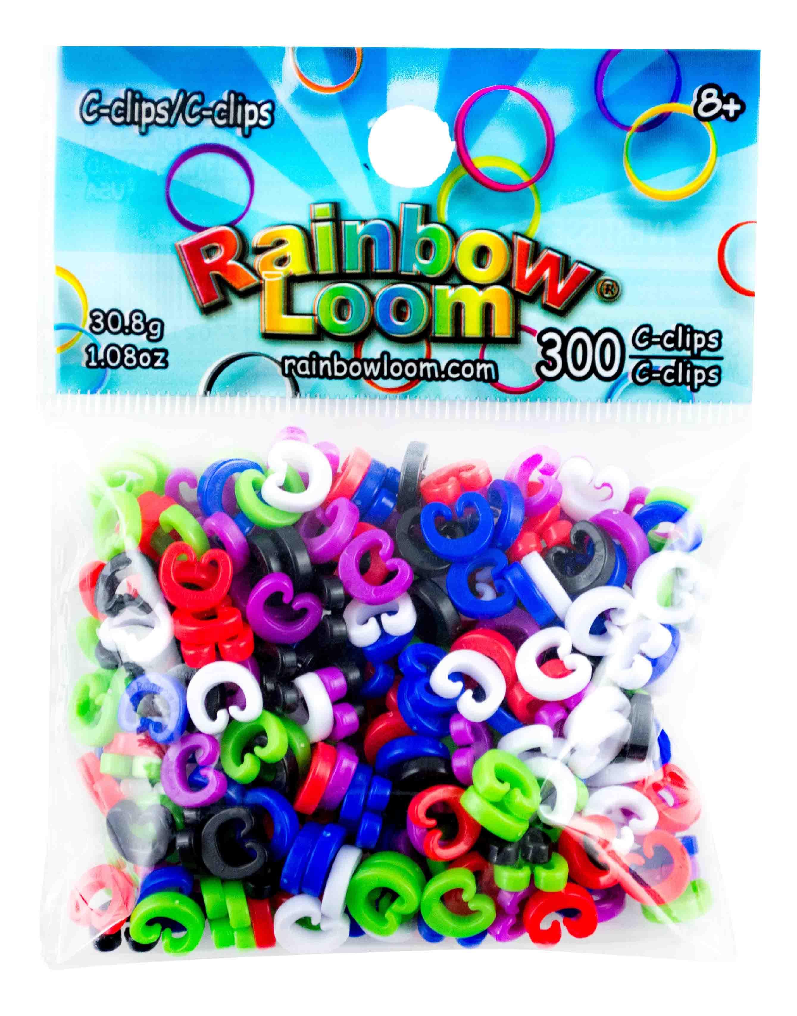Набор для плетения Rainbow Loom 300 шт.