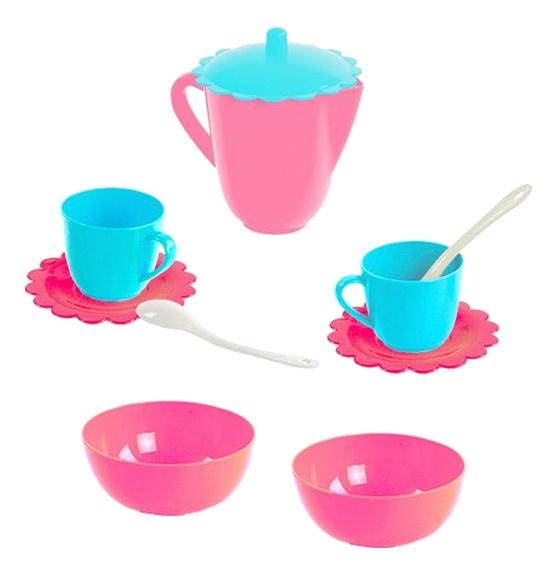 Купить Набор посуды игрушечный Mary Poppins Зайка 39323, ИП Суслов А.И., Игрушечная посуда