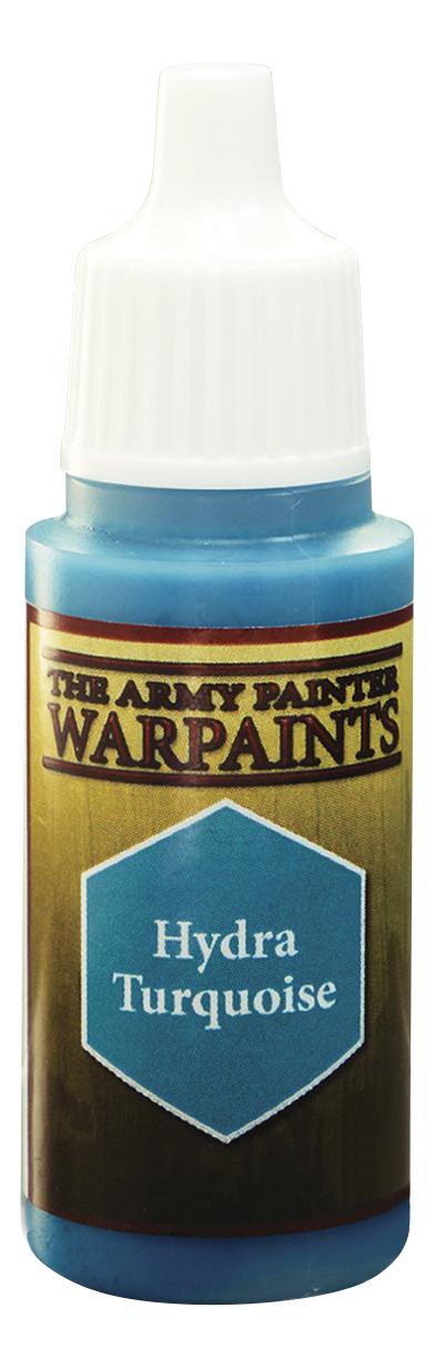Краски для моделизма Army Painter Warpaints Hydra Turquoise