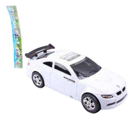 Машинка инерционная белая Gratwest В78226