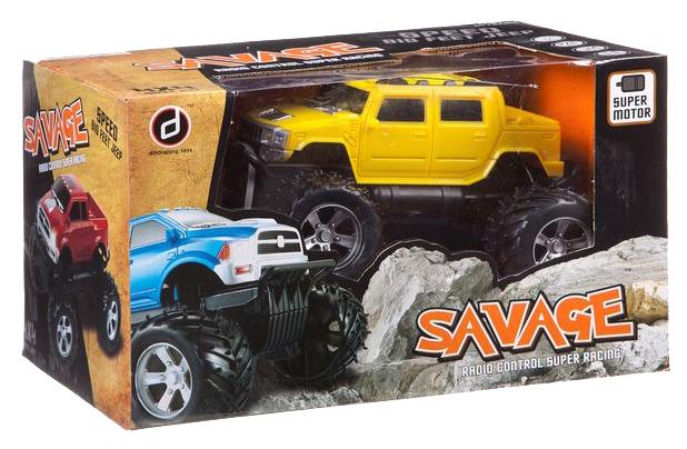 Купить Машинка на р/у Gratwest Savage Джип M79456, Радиоуправляемые машинки