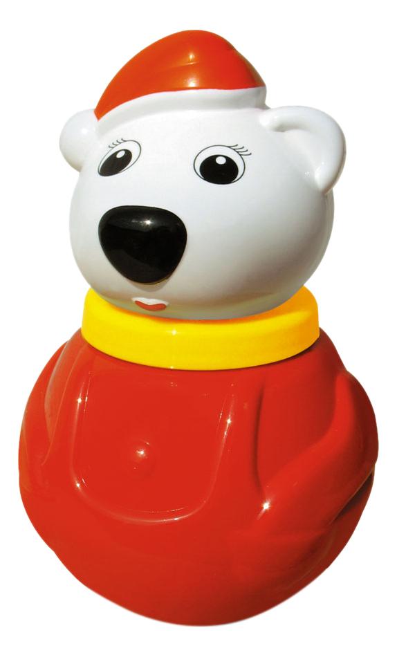 Неваляшка малая Белый медведь Stellar Р73278