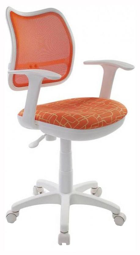 Купить Кресло детское Бюрократ CH-W797/OR/GIRAFFE, Детские стульчики