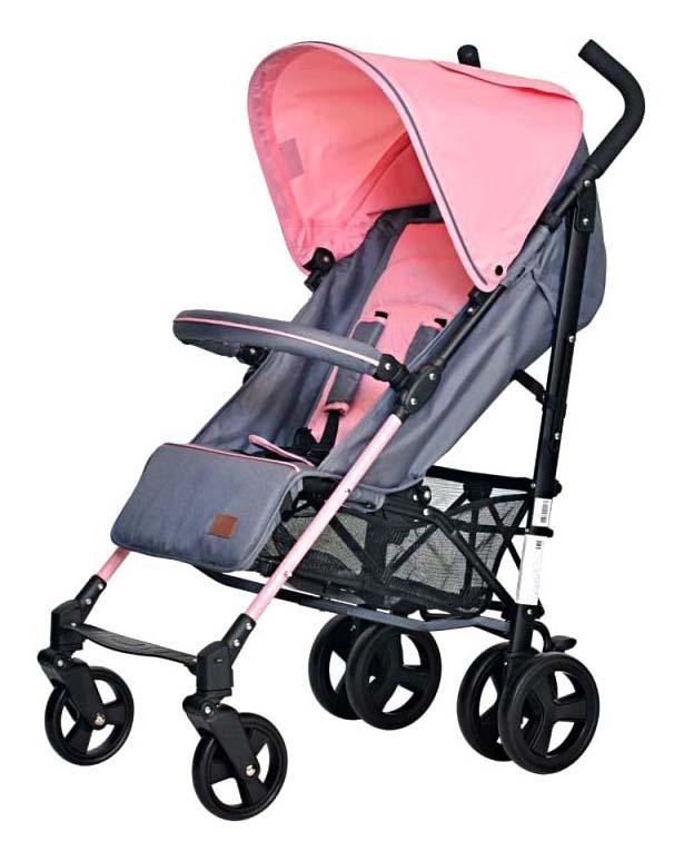 Коляска трость Everflo Celebrity E 1268 pink