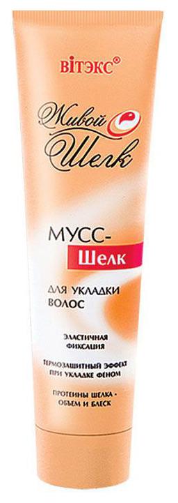 Мусс для волос Витэкс Живой Шелк