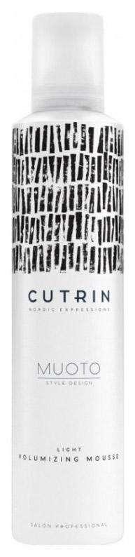 Купить Мусс для волос Cutrin Muoto Light Volumizing Mousse 300 мл