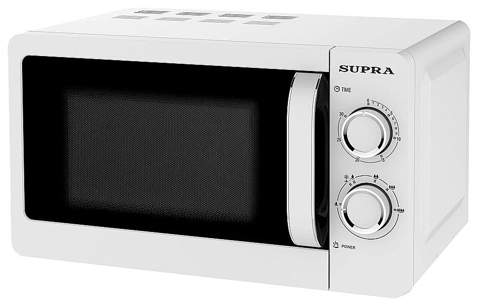 Микроволновая печь соло Supra 20MW55 white