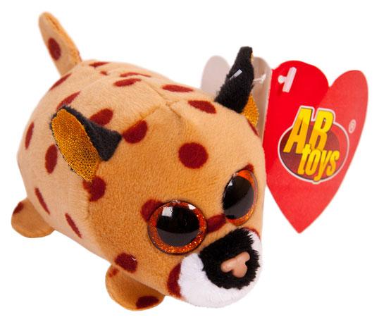 Купить Мягкая игрушка ABtoys Леопард, 10 см, Мягкие игрушки животные