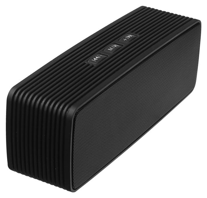 Беспроводная акустика Ginzzu GM 875B Black