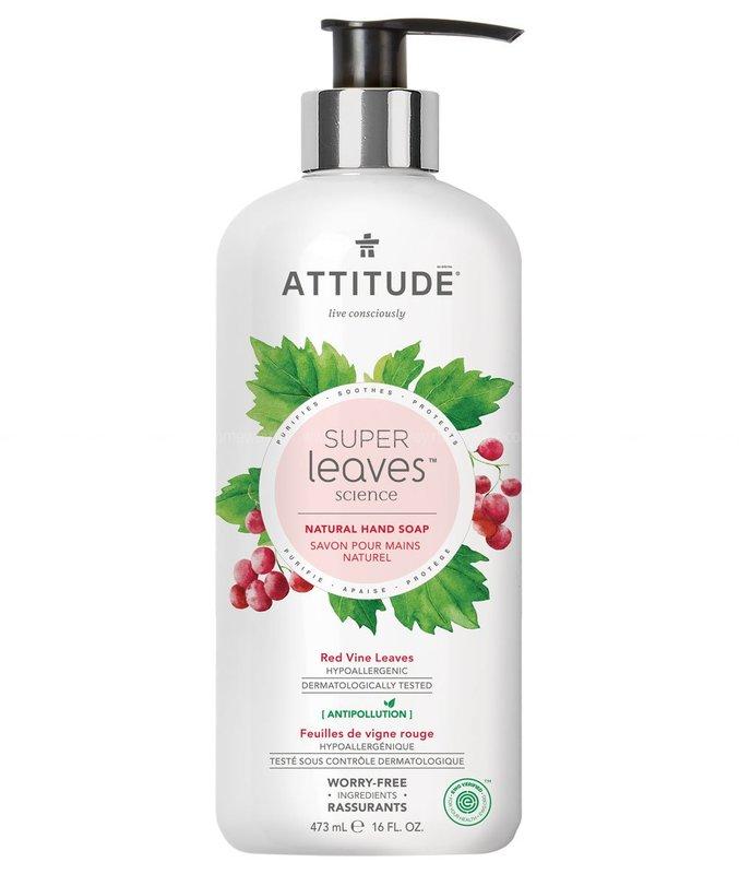 Жидкое мыло ATTITUDE Листья красного винограда