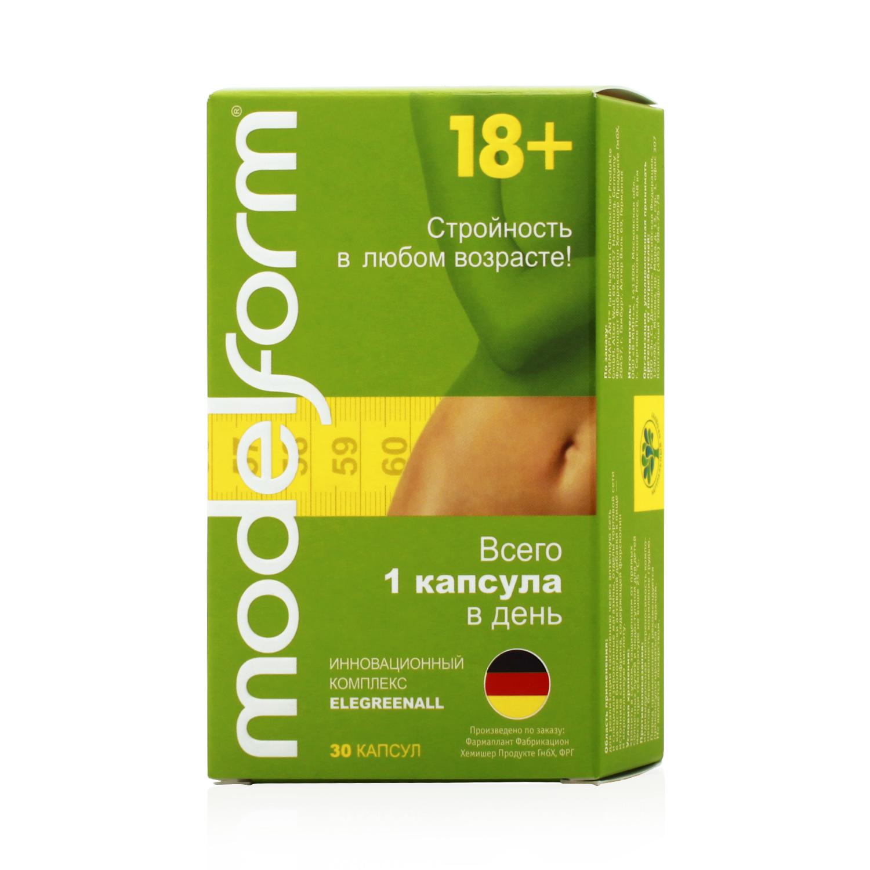 Modelform 18+ 360 мг капсулы 30 шт.