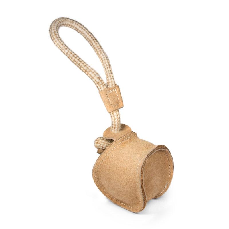 Игрушка для собак Triol Мяч с петлей