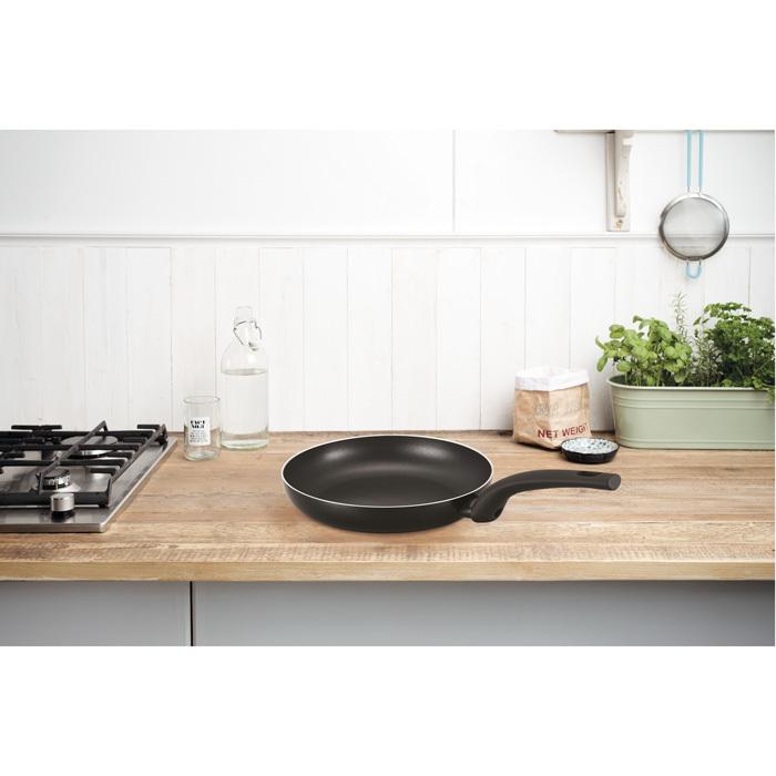 Сковорода антипригарная 28 см HEAT MATT BLACK
