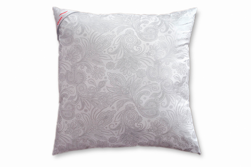 Подушка Версаль Цвет: Белый Средняя (68х68)