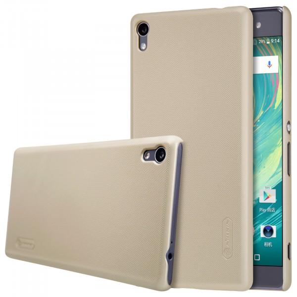 Чехол Nillkin Matte для Sony Xperia XA Ultra Dual Gold